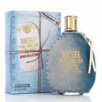 Diesel Fuel For Life Denim Collection Pour Femme - EdT 75ml