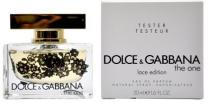 Dolce & Gabbana The One Lace Edition - EdP 50ml (Tester)