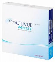 Johnson & Johnson Acuvue 1-Day Moist 90ks