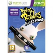 Raving Rabbids: Alive & Kicking (Xbox 360)