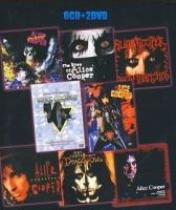 Alice Cooper The Best 6CD+2DVD