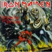 Iron Maiden Number of the Beast