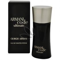 Giorgio Armani Code Ultimate EdT 75ml pánská Intense