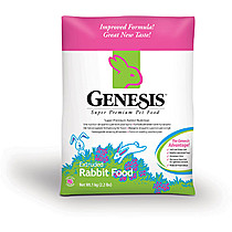 Genesis Rabbit Food 1kg