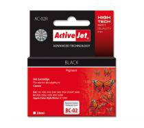 Action ActiveJet Ink Canon BC-02 Bk ref.