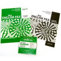 New English File Intermediate WB + MultiROM
