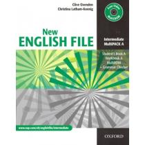 New English File int Pack A
