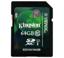 Kingston SDXC 64GB Class 10 UHS-1