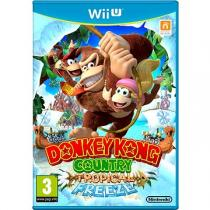 Donkey Kong Country: Tropical Freeze (Wii U)
