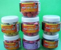 LK Baits Pop-up ReStart Wild Strawberry 18 mm 200 ml