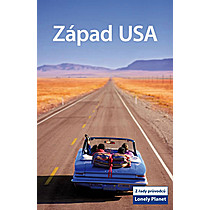 Západ USA - Lonely Planet