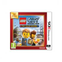 LEGO City: Undercover-The Chase Begins (3DS)