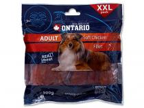 Ontario Snack Soft Chicken Jerky 500g