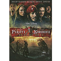 Piráti z Karibiku DVD (Pirates of the Caribbean)