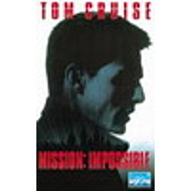 Mission: Impossible DVD