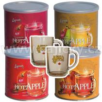 Lynch Foods Kolekce MAxi Hot Apple 553g, 4ks