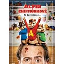 Alvin a Chipmunkové DVD (Alvin and the Chipmunks)