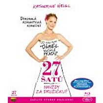 27 šatů (Blu-Ray)  (27 Dresses)