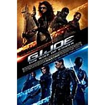 G. I. Joe DVD (G.I. Joe: The Rise of Cobra)