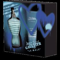 Jean Paul Gaultier Le Male EDT 125ml + SG 75ml SET