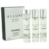 Chanel Allure Homme Sport EDT 3x20 ml M
