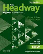 OUP English Learning and Teaching New Headway Third edition Beginner Teacher´s Book + Resource CD-rom Pack