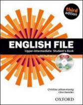Oxford University Press English File Third Edition Upper Intermediate Student´s Book with iTutor DVD-ROM