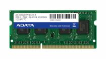 ADATA 2GB DDR3 1600Mhz CL11 SO-DIMM (AD3S1600C2G11-R)