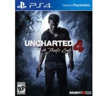 Uncharted 4: A Thiefs End (PS4)