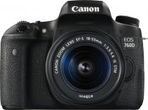 Canon EOS 760D + 18-55 mm IS STM