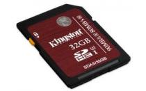 Kingston SDHC 32GB Class 10 UHS-I U3
