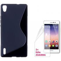 CONNECT IT S-Cover HUAWEI P7