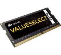 Corsair Value Select 8GB DDR4 2133 SODIMM CL 15 - CMSO8GX4M1A2133C15