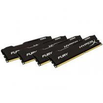 Kingston 64GB KIT DDR4 2133MHz CL14 Kingston HyperX Fury Black Series (HX421C14FBK4/64)