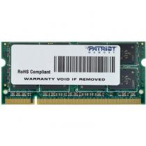 Patriot SO-DIMM 4GB DDR2 800MHz CL6 Signature Line PSD24G8002S
