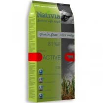 Nativia Adult Active 15kg