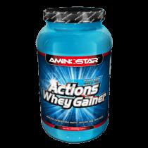 Aminostar Whey Gainer Actions 4500 g