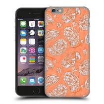 Pouzdro Head Case Cat Terracotta Paisley Animals pro Xiaomi Redmi 1S