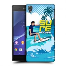 Pouzdro Head Case Surfing Moves pro Sony Xperia Z2 Floater