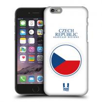 Pouzdro HeadCase Flag Of Czech Republic Flag Patches pro Samsung Galaxy S III mini VE