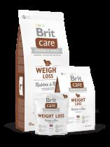 Brit Weight Loss Rabbit Rice 1 Kg