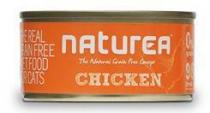Naturea GF Cat Chicken 80g