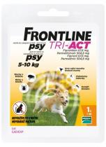 Frontline Tri-Act pro psy Spot-on S