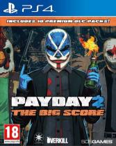 Payday 2 The Big Score (PS4)