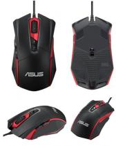 ASUS MOUSE GT200 laser gaming black