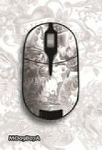 ED HARDY Pro Wireless Mouse Allover 2