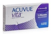 Johnson & Johnson Acuvue Vita 6ks