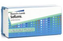 Bausch & Lomb SofLens Natural Colors nedioptrické 2ks