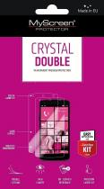 MY SCREEN PROTECTOR CRYSTAL DOUBLE EASY APP KIT N7505 GALAXY NOTE 3 NEO