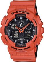 Casio GA 100L-4A G-SHOCK